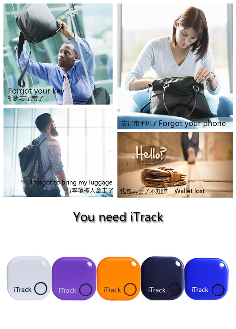 Multi Color Key Finder Bluetooth,Keychain Tracking Device Clap Your Hands  Find Lost Keys - Buy Multi Color Key Finder Bluetooth,Keychain Tracking