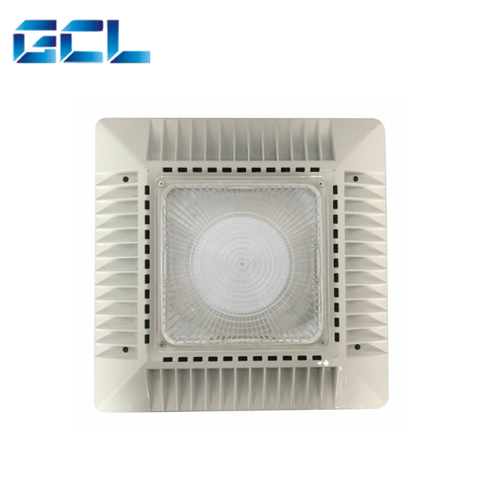 5years warranty high quality petrol station 120W gas station LED Canopy Light,outdoor gas station led light