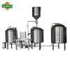 professional beer making equipment 600L brew system stainless steel brewery tanks