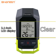 ShanRen USB rechargeable high quality integrated multifunction waterproof latest design bicycle computer