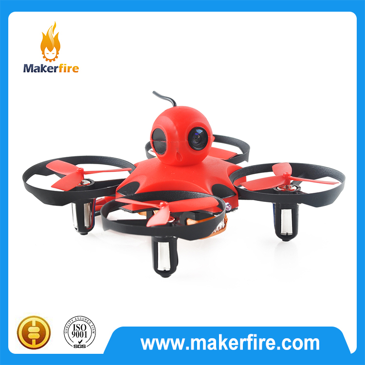 Hottest model 90mm racing drone with fpv goggles DSM2 /Frsky/Flysky receiver