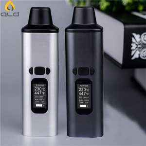 China OEM Custom Logo Ceramic Portable Wholesale Dry Herb Vaporizer Pen For Sale