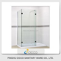 Low Cost High Quality 304#Ss Complete Enclosed Shower Room