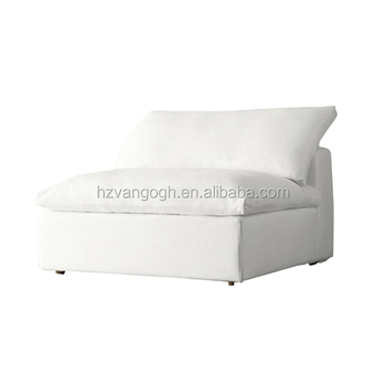 Swell Elegant Design French Style Living Room Loveseats Linen Fabric Wood Tufted Sofa White Wedding Sectional Sofa Parts Cloud Sofa Buy White Wedding Evergreenethics Interior Chair Design Evergreenethicsorg