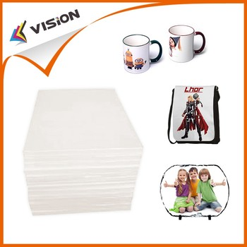 Best quality A4 iron on transfer paper for t-shirt 175gsm