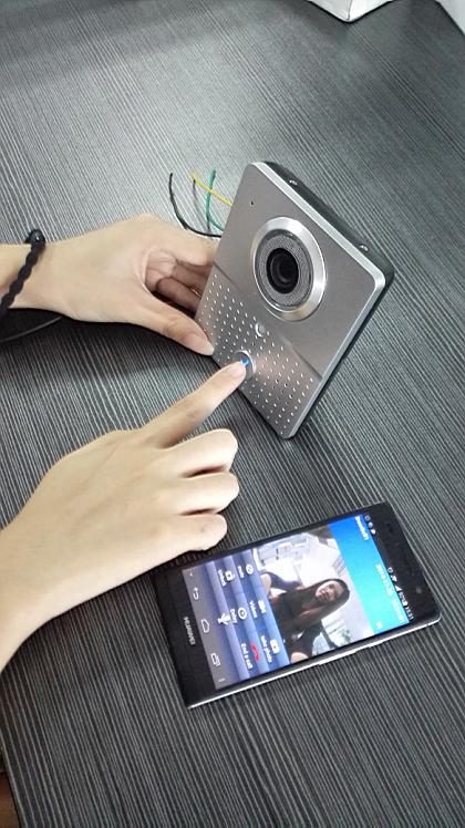 New Invention Security Product Intercom Unlock Wifi Door Phone ...