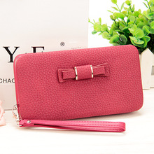 2016 latest design pidanlu women wallet pu case wallet for iphone