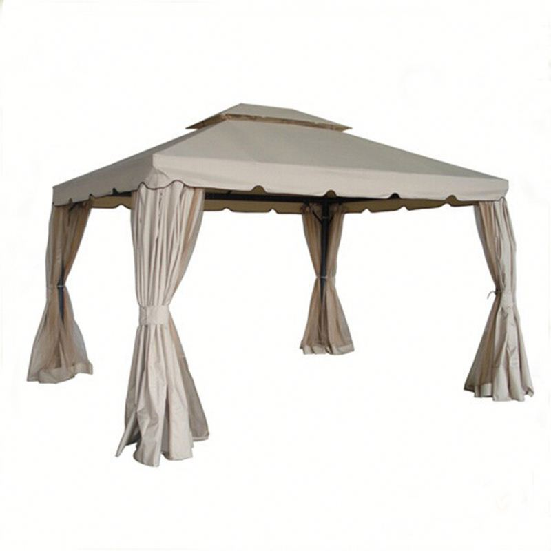Superior Outdoor Wood Garden gazebo wedding party gazebo tent aluminum frame