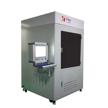 High precision industrial SLA 3D printer rapid prototyping additive manufacturing factory direct sale