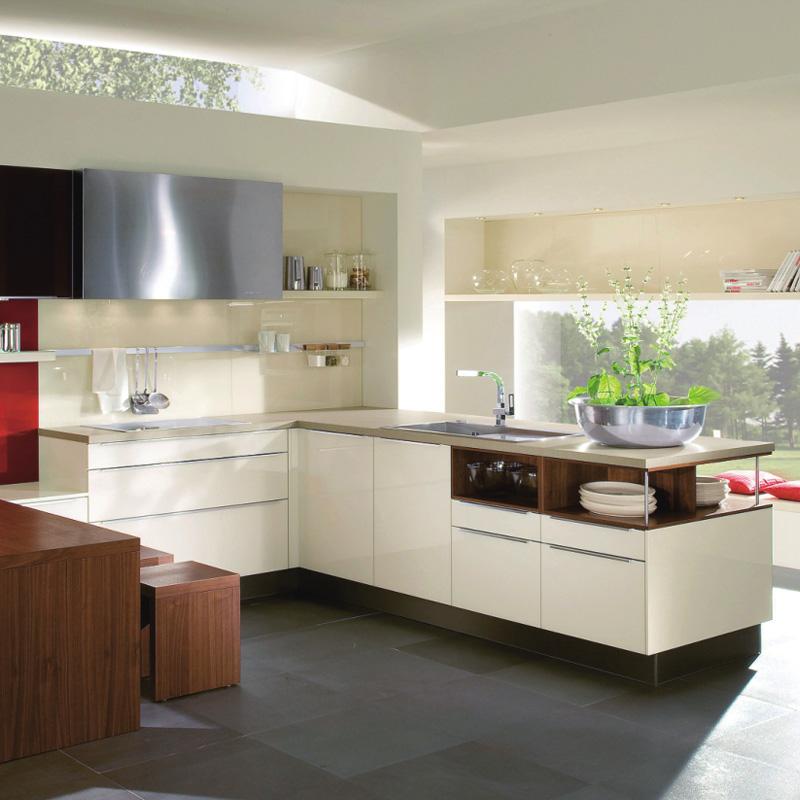 Georgia Wholesale Mini Apartment Kitchen Cabinet High Glossy ...