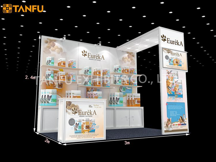 Exhibition Booth Cost : Tanfu modular exhibition booth buy