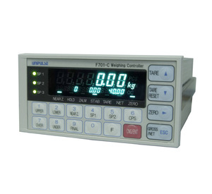 UNIPULSE F701 F701C weighing indicator/ weight controller