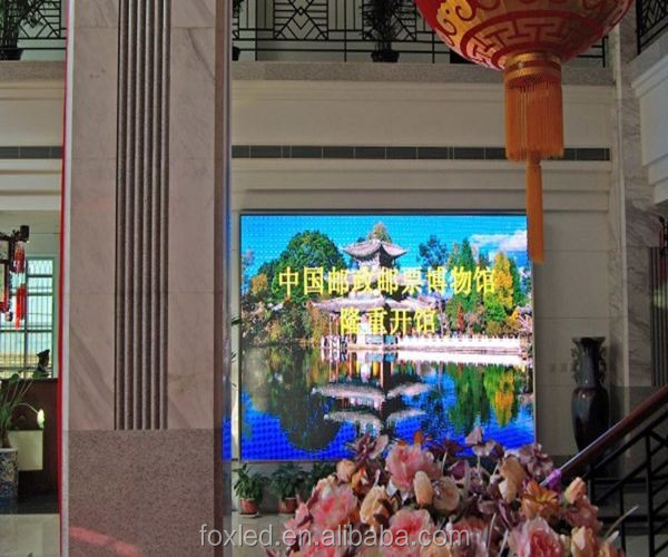 ail express high quality 2016 best sale indoor HD LED screen