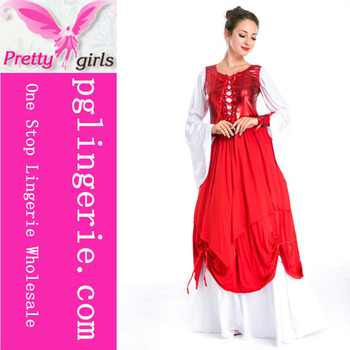 Women Size 16 Sexy Dresseslightning Cosplay Costumered And White