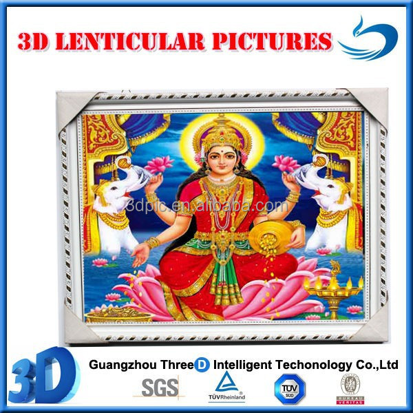 gold foil india god pictures