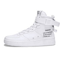 Air force one high help sandals shoes men's shoes sneakers in the autumn