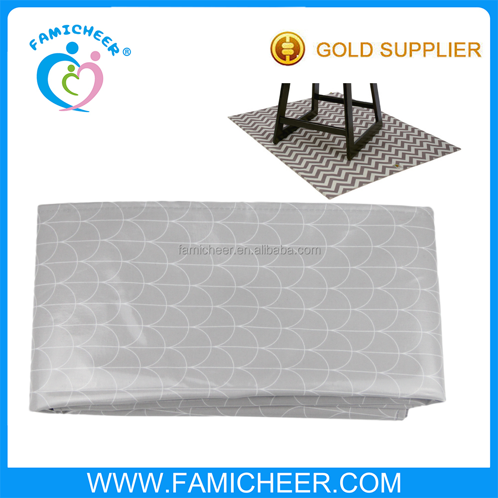 Folding Protect Table From Food Polyester Splat Mat