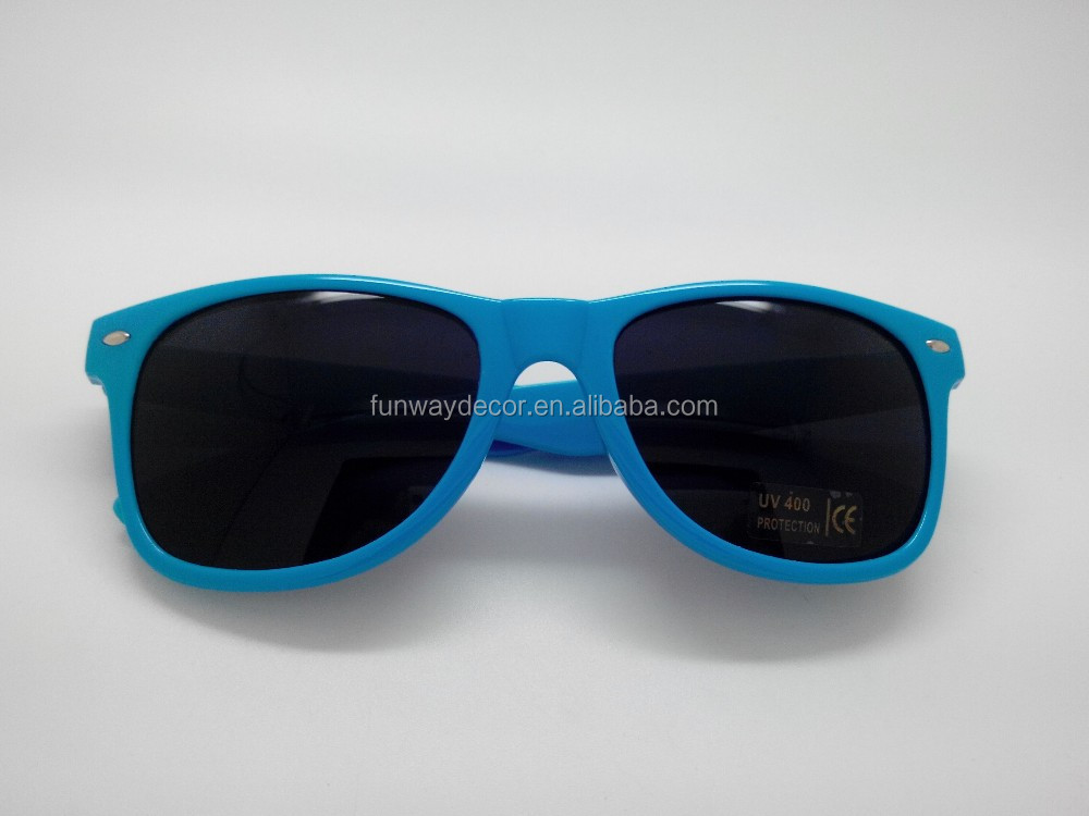 Colorful Sunglasses Promotion Gifts Wedding Party Favor Gifts For Guests Uv400 Cheap Sunglass