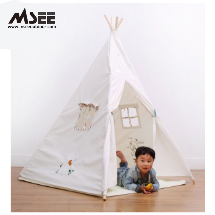 Msee Outdoor Product 5 Walls Indian Teepee A Frame Pop Up