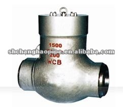 High quality 900lbs Pressure Sealed Check Valve
