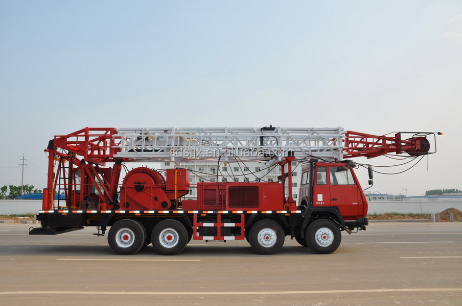 Top Quality API Workover Rig Of Oilfield For sale