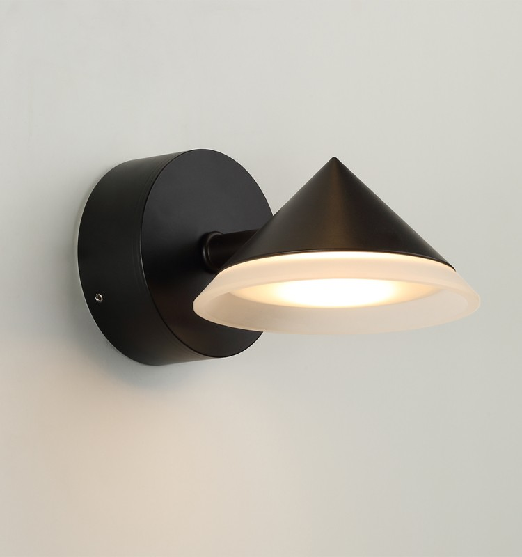 Led Outdoor Exterior Wall Mounted Lamps Walls Light Fixture