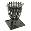 Hot Sale Outdoor Cast Iron Fire Basket
