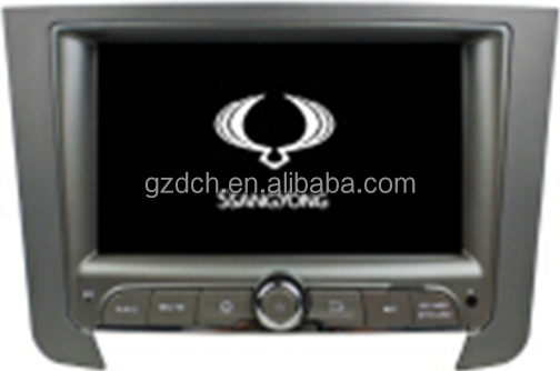 5.1.1 android car dvd player for SSANGYONG REXTON 2014 Deckless 1024*600 quad core 1G+16G WS-9748