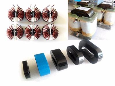 Magnetec custom nanoperm cores and magnetic components
