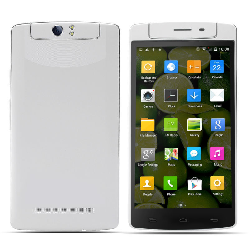 5.5inch android4.4 six core 13.0mp camera 1280*720pixels 2gb ram cell phone inew V8