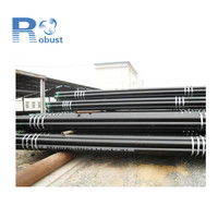 "API oil and water well drilling OCTG carbon steel pipe 4 1/2"" casing"