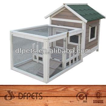 Dfpets dfr065 wooden indoor rabbit hutch designs buy for Design indoor rabbit cages
