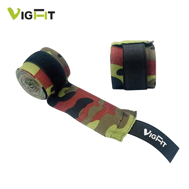 Fitness Accessories Elastic hand wraps DESIGN CAMO CITY