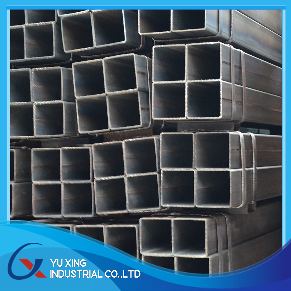 square tube doors/Hot dipped galvanized square steel pipe/shs pipe