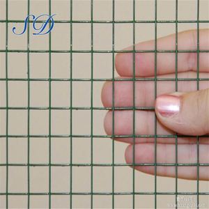 Anti-Corrosion 5x5 Pvc Coated Welded Wire Mesh