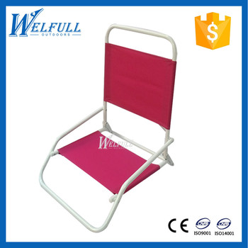 lightweight aluminum folding outdoor sand chair low sand beach chair