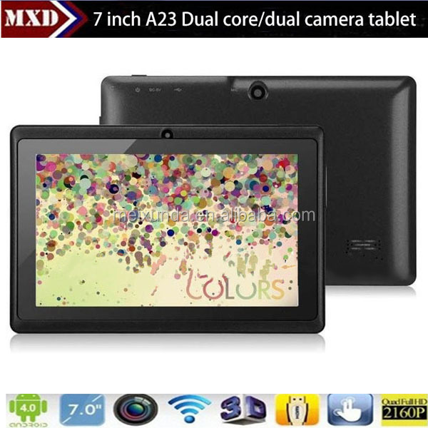 "7"" android dual core mid cortex a9 tablet pc best selling products in europe"