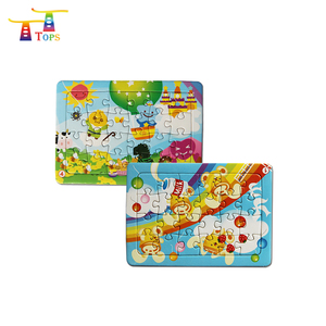 HOT Selling! USA map Cheap Kids Super-quality education jigsaw puzzle