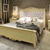 Luxury bed room furniture set and classic furniture egypt king size bed
