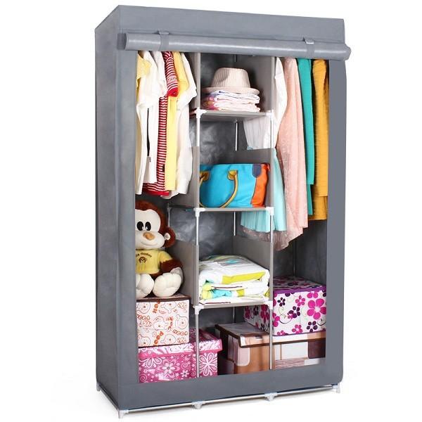 S7 muebles de dormitorio portátil armario armarios muebles armario ...