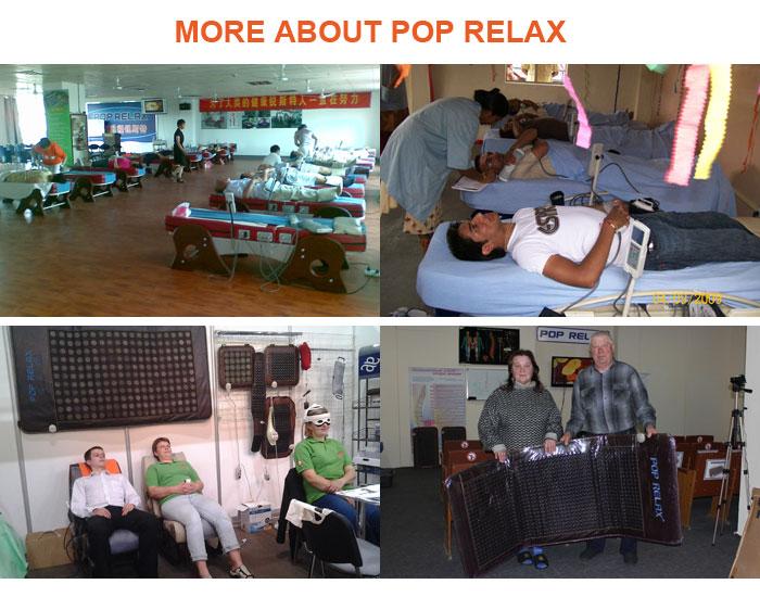 Naturual หยกไฟฟ้าเตียงนวดครึ่ง Body Roller นวดมัลติฟังก์ชั่ spine Care ceragim V3 Alike หยกนวดเตียง