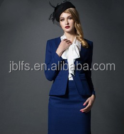 Oem Women S Professional Dress Suits Buy Ladies Dress Suit Womens
