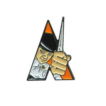 Custom design blank sublimation company staff anchor ambassador lapel pins