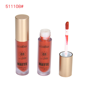 Lchear Hot Selling Don't Touch Private Label Liquid Matte Lipstick OEM Makeup