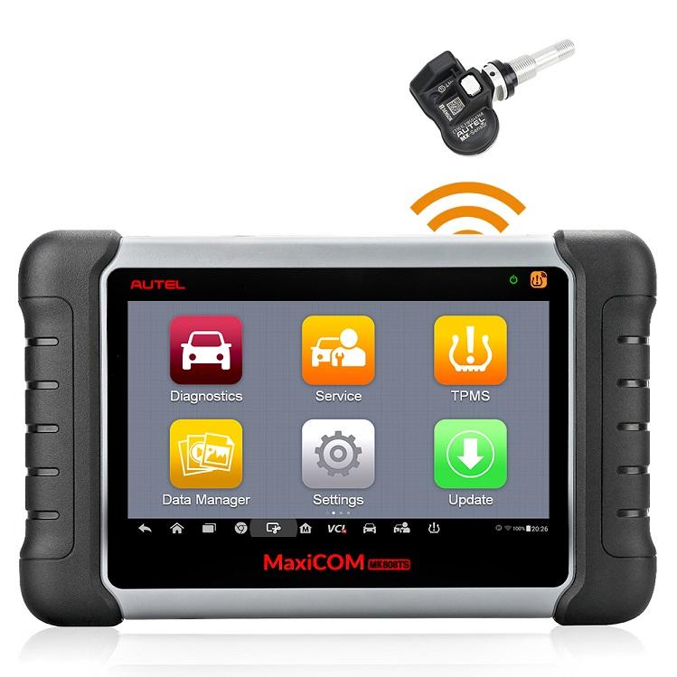 Meilleur automobile scanner diagnostique autel maxicom mk808ts mise à jour autel maxicom mk808bt outil de diagnostic de véhicule