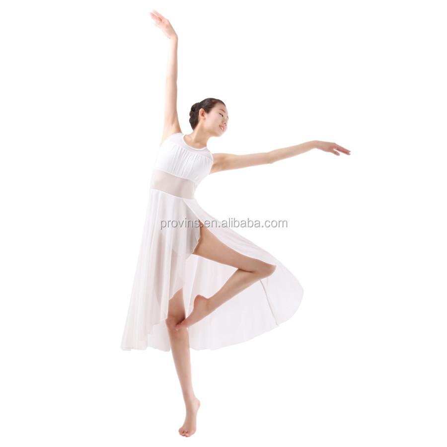 Dance Dress Ballet Lyrical Multiple Sizes