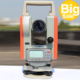 Durable high quality high stability forged electronic digital theodolite prices
