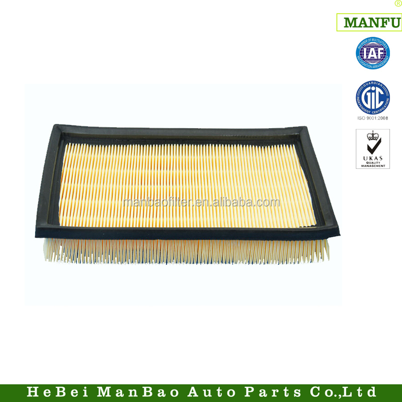 Hebei customize factory price Air Filter OE numbers (MA12-13-Z40) For Mazda