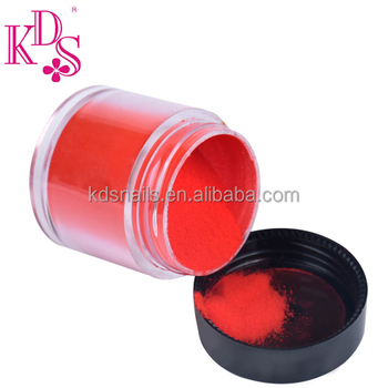 Kds Acrylic 3d Nail Art Suppliesharmony Odorless Nail Powder Colors
