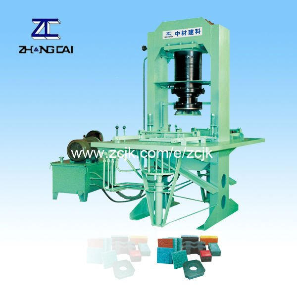 ZCJK good quality ZCY-200 Multiple-purpose Paving Block Makine